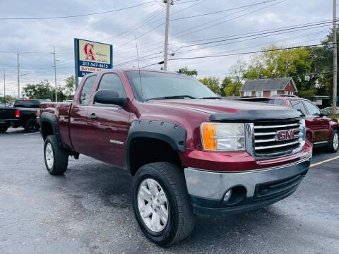 2008 GMC Sierra 1500 for sale at California Auto Sales in Indianapolis IN