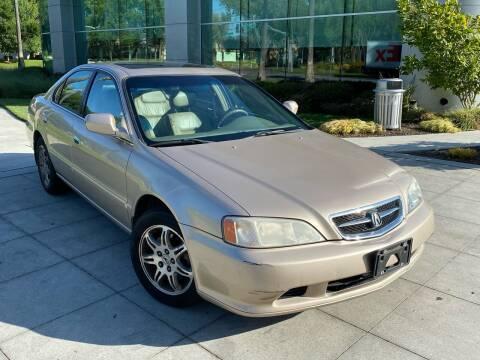 2001 Acura TL for sale at Top Motors in San Jose CA