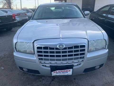 2007 Chrysler 300 for sale at ALVAREZ AUTO SALES in Des Moines IA