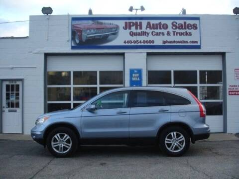 2010 Honda CR-V for sale at JPH Auto Sales in Eastlake OH