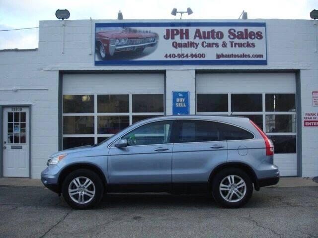 2010 Honda CR-V for sale at JPH Auto Sales in Eastlake OH
