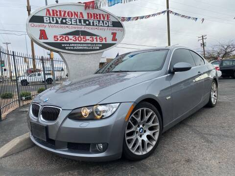 2008 BMW 3 Series for sale at Arizona Drive LLC in Tucson AZ