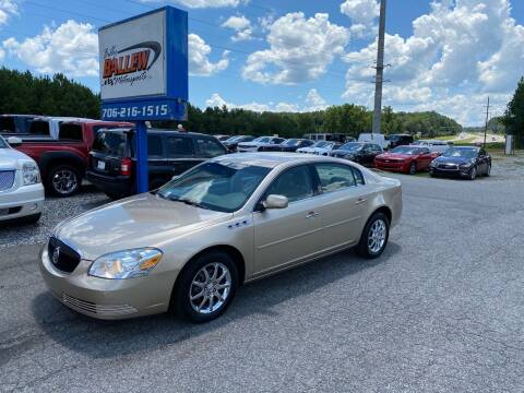 2006 Buick Lucerne for sale at Billy Ballew Motorsports in Dawsonville GA