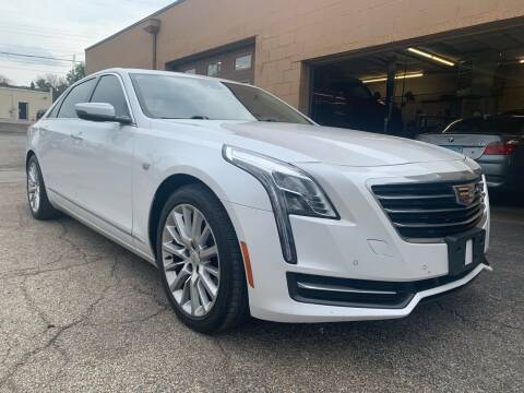 2017 Cadillac CT6 for sale at Martys Auto Sales in Decatur IL