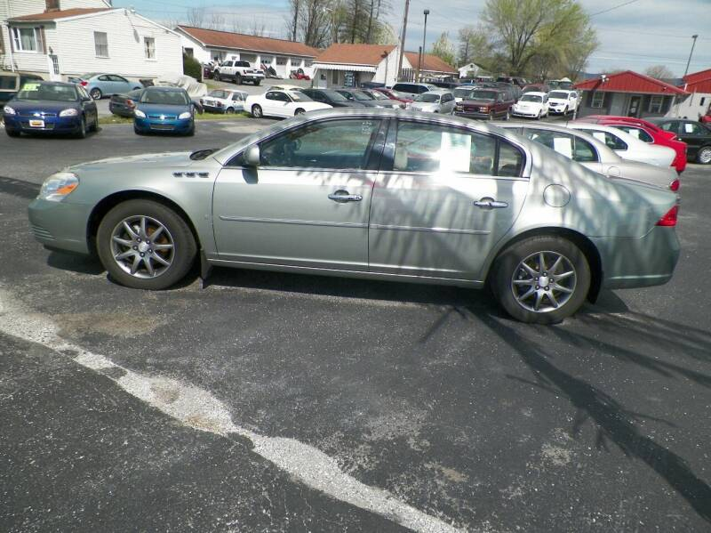 2006 Buick Lucerne for sale at Credit Connection Auto Sales Inc. CARLISLE in Carlisle PA