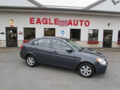 2010 Hyundai Accent for sale at Eagle Auto Center in Seneca Falls NY