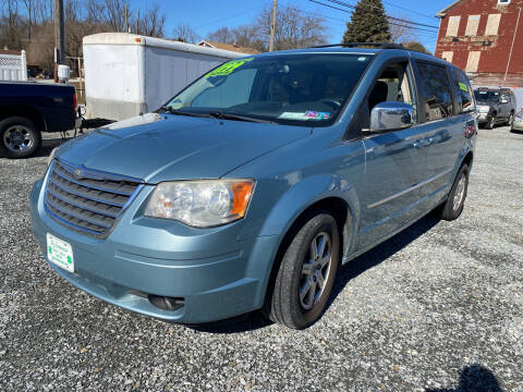 2010 Chrysler Town and Country for sale at McNamara Auto Sales - Red Lion Lot in Red Lion PA