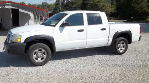 2005 Dodge Dakota for sale at MIKE'S CYCLE & AUTO - Mikes Cycle and Auto (Liberty) in Liberty IN