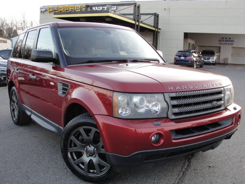 2009 Land Rover Range Rover Sport for sale at Perfect Auto in Manassas VA