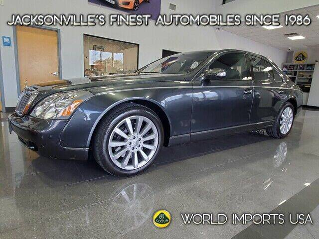 2004 Maybach 57 for sale in Jacksonville, FL
