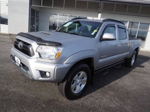 2014 Toyota Tacoma for sale at Karmart in Burlington WA