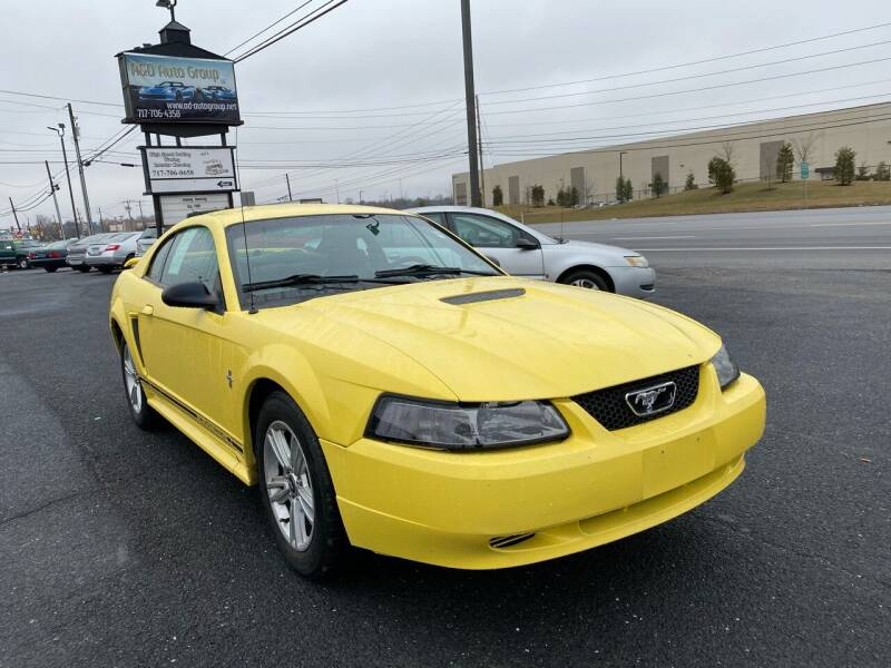 2001 Ford Mustang for sale at A & D Auto Group LLC in Carlisle PA