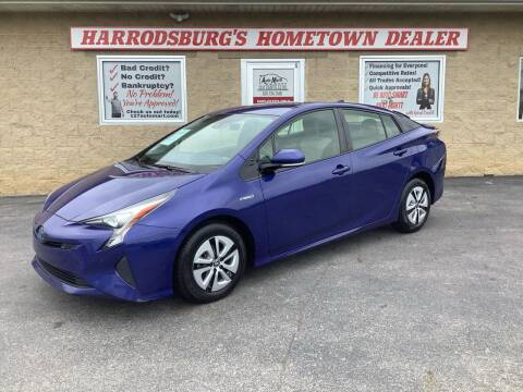 2017 Toyota Prius for sale at Auto Martt, LLC in Harrodsburg KY