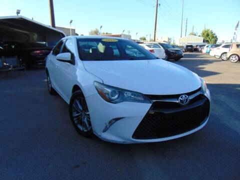 2015 Toyota Camry for sale at Avalanche Auto Sales in Denver CO