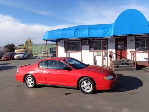 2005 Chevrolet Monte Carlo for sale at Jim's Cars by Priced-Rite Auto Sales in Missoula MT