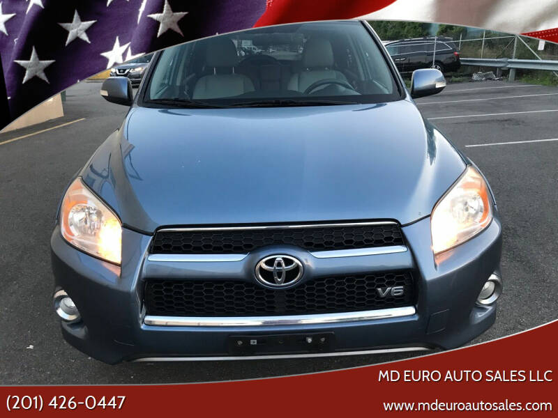 2011 Toyota RAV4 for sale at MD Euro Auto Sales LLC in Hasbrouck Heights NJ