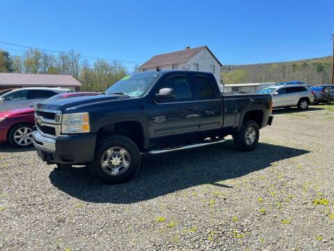 2009 Chevrolet Silverado 2500HD for sale at Brush & Palette Auto in Candor NY