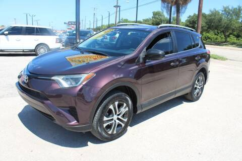 2016 Toyota RAV4 for sale at Flash Auto Sales in Garland TX