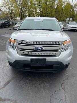 2011 Ford Explorer for sale at Right Choice Automotive in Rochester NY