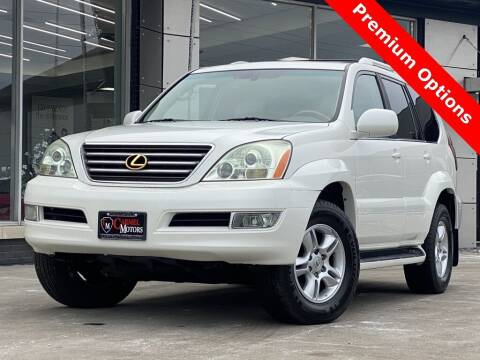 2006 Lexus GX 470 for sale at Carmel Motors in Indianapolis IN