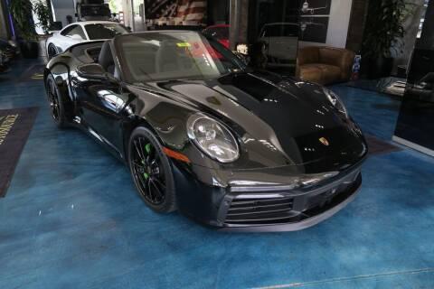 2020 Porsche 911 for sale at OC Autosource in Costa Mesa CA