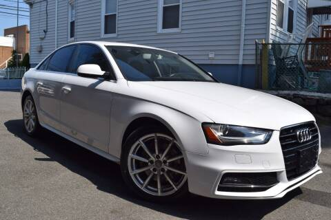 2014 Audi A4 for sale at VNC Inc in Paterson NJ