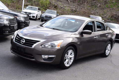 2013 Nissan Altima for sale at Automall Collection in Peabody MA
