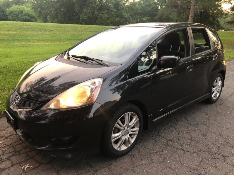 2009 Honda Fit for sale at Morris Ave Auto Sale in Elizabeth NJ