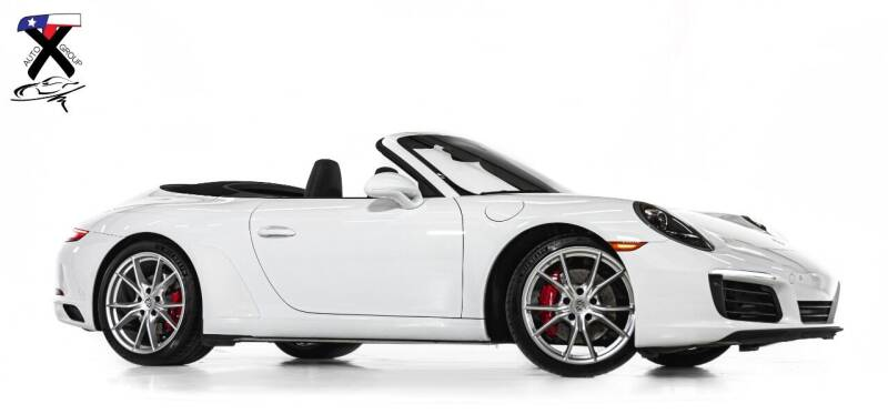 2019 Porsche 911 for sale at TX Auto Group in Houston TX