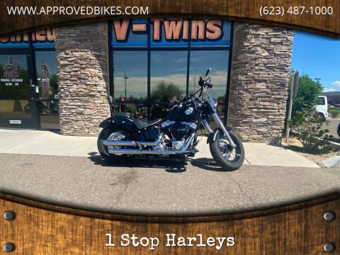 2017 Harley-Davidson Softail Slim  for sale at 1 Stop Harleys in Peoria AZ