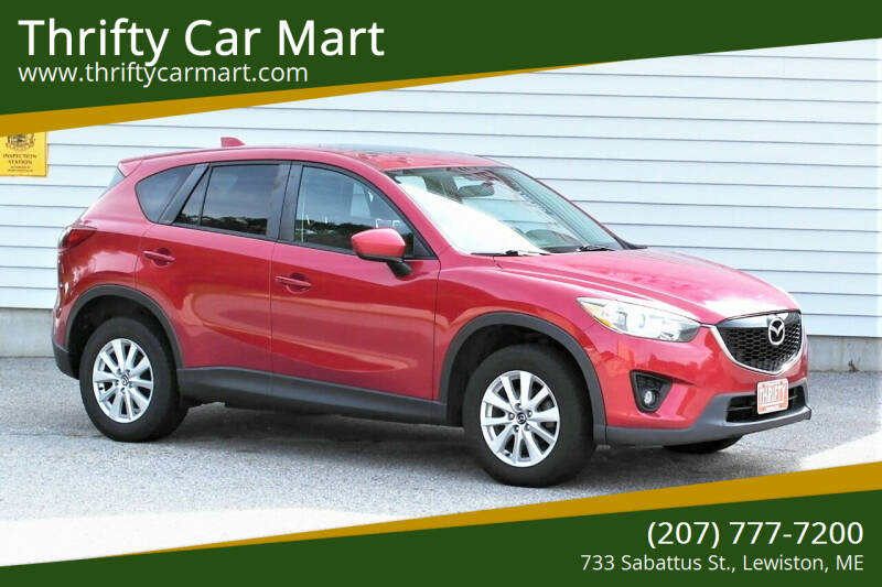 2014 Mazda CX-5 for sale at Thrifty Car Mart in Lewiston ME