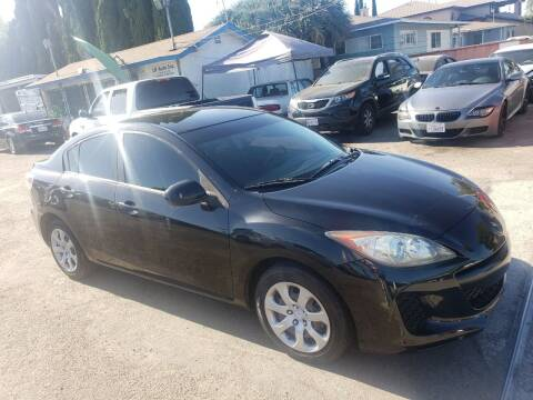2013 Mazda MAZDA3 for sale at LR AUTO INC in Santa Ana CA