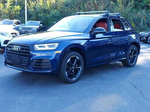 2019 Audi SQ5 for sale at Automall Collection in Peabody MA