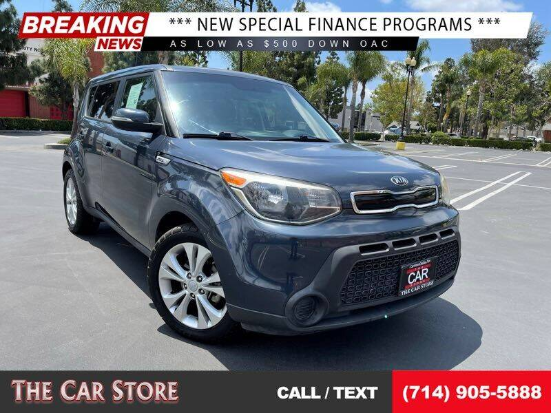 2014 Kia Soul for sale at The Car Store in Santa Ana CA