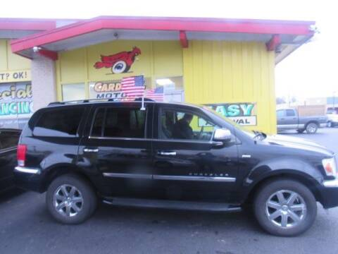 2008 Chrysler Aspen for sale at Cardinal Motors in Fairfield OH