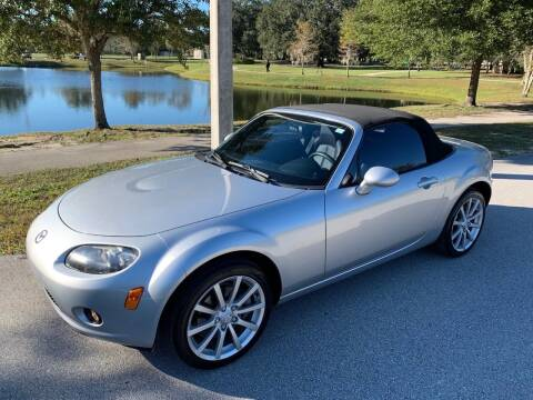 2006 Mazda MX-5 Miata for sale at Terra Motors LLC in Jacksonville FL