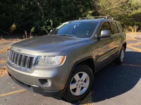2012 Jeep Grand Cherokee for sale at Peach Auto Sales in Smyrna GA