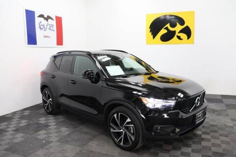 2019 Volvo XC40 for sale at Carousel Auto Group in Iowa City IA