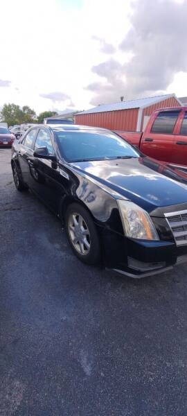 2009 Cadillac CTS 3.6L V6 4dr Sedan w/ 1SA - South Chicago Heights IL