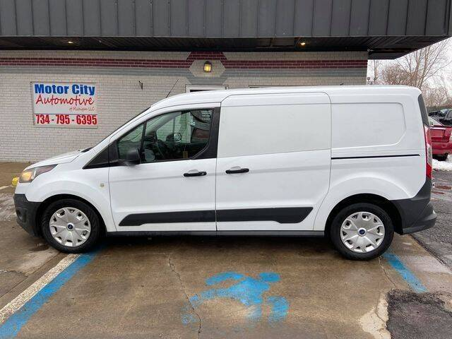 2014 Ford Transit Connect Cargo for sale at Motor City Automotive of Michigan in Flat Rock MI