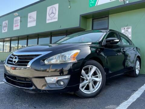 2014 Nissan Altima for sale at KARZILLA MOTORS in Oakland Park FL