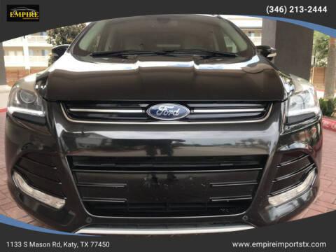 2014 Ford Escape for sale at EMPIREIMPORTSTX.COM in Katy TX