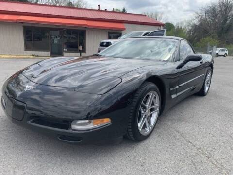 2003 Chevrolet Corvette for sale at CON ALVARO ¡TODOS CALIFICAN!™ in Columbia TN