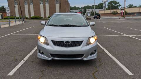 2010 Toyota Corolla for sale at Shah Motors LLC in Paterson NJ