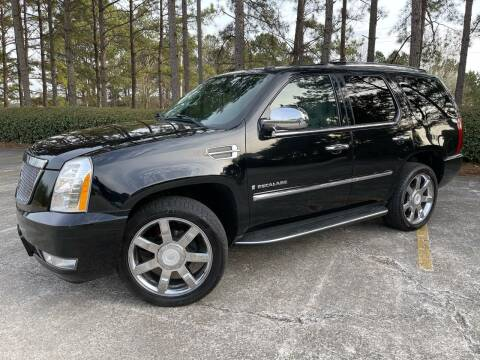 2007 Cadillac Escalade for sale at Selective Imports in Woodstock GA