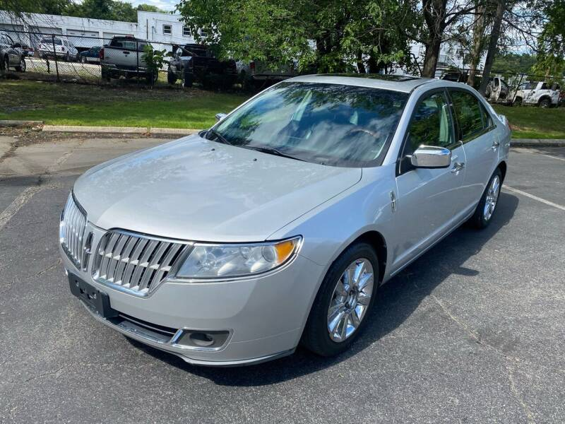 2011 Lincoln MKZ for sale at Car Plus Auto Sales in Glenolden PA