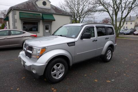 2008 Dodge Nitro for sale at FBN Auto Sales & Service in Highland Park NJ
