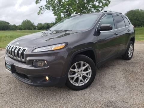 2016 Jeep Cherokee for sale at Laguna Niguel in Rosenberg TX