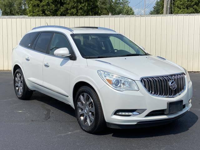 2016 Buick Enclave for sale at Miller Auto Sales in Saint Louis MI