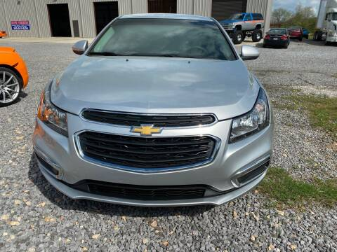 2016 Chevrolet Cruze Limited for sale at Anaheim Auto Auction in Irondale AL